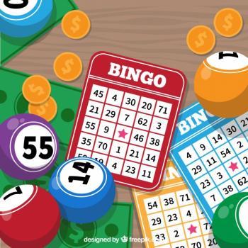 lotto ja bingokuponkeja